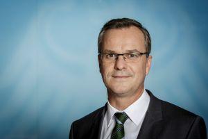 Bild von Staatssekretär Hans-Georg Engelke