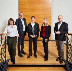 Team des Coachingzentrums 2019, Foto: Jörn Strojny